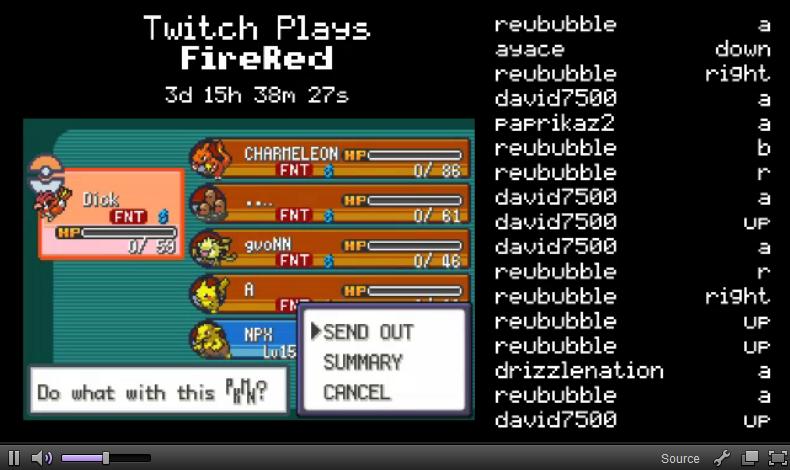 twitch plays pokemon total twitch